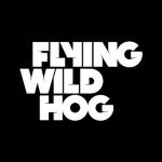 Flying Wild Hog